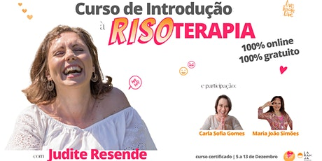 Curso de Introdução à Risoterapia ingressos