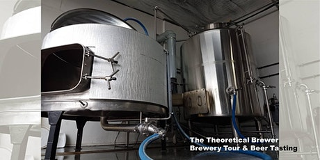 The Theoretical Brewer Brewery Tour & Beer Tasting tickets
