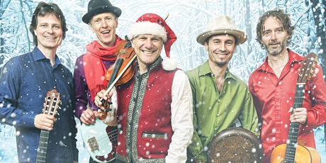 LIVE in Your Living Room: Sultans of String World Holiday Concert [VIRTUAL] tickets