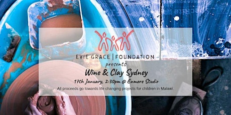 Wine & Clay Sydney! tickets