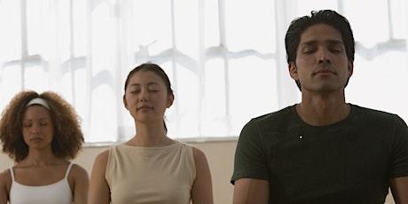 Virtual Mindful Monday Meditation Class tickets