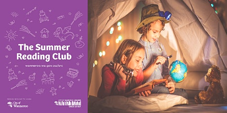 The Summer Reading Club - Library Quest Scavenger Hunt @ Wanneroo Library tickets