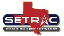 SouthEast Texas Regional Advisory Council Trainings logo