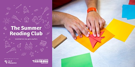 The Summer Reading Club - Origami @ Wanneroo Library tickets