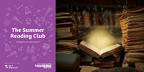 The Summer Reading Club - Storytime @ Wanneroo Library tickets