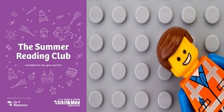 The Summer Reading Club - Lego Challenge @ Wanneroo Library tickets