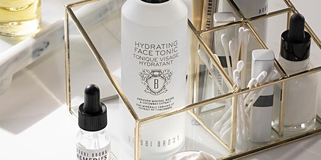 Healthy Glowing Skin with Bobbi Brown Skincare tickets