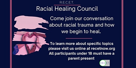 Racial Healing Council for Parents, Families, and Individuals tickets