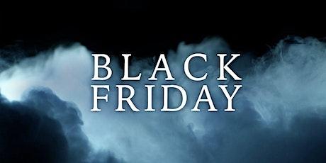 BLACK FRIDAY-All Black Attire -@KARMA   Fri.Nov.26th   2pm-9:30pm tickets