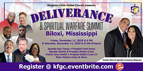 Deliverance and Spiritual Warfare Summit tickets