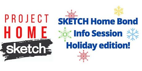 Dec 8: Virtual Info Session for SKETCH's Community Bond Sale tickets