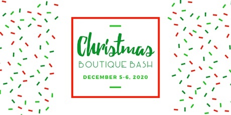 Christmas Boutique Bash tickets