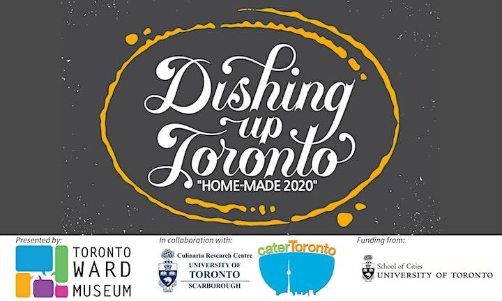 """Dumpling Making Virtual Workshop - Dishing Up Toronto """"Homemade"""" image"""