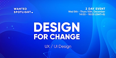 Wanted Spotlight: Design for Change tickets