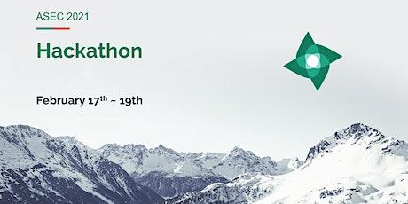 ASEC Hackathon 2021 tickets