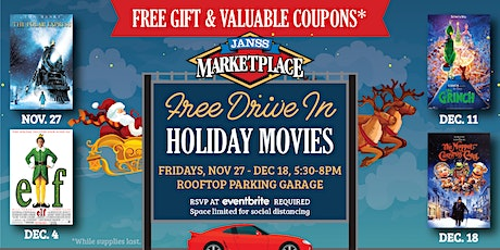 Janss Drive In Movie Event tickets