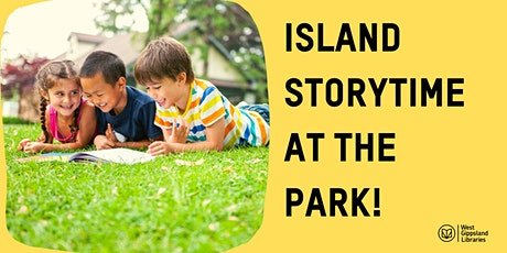 Outdoor Story Time at Erehwon Point Reserve with Phillip Island Library tickets