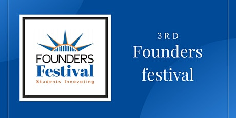 3rd Founders Festival tickets