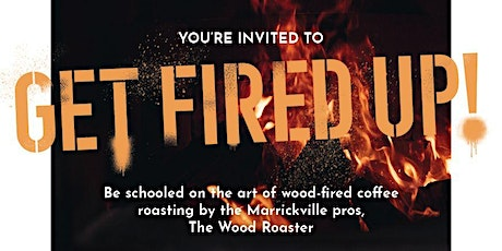 The Wood Roaster 'FIRED UP' Open Day tickets