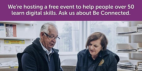 Connecting to Others - Be Connected @ Launceston Library tickets