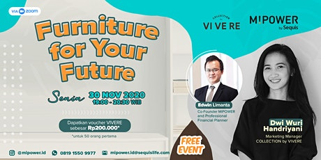 Furniture For Your Future tickets