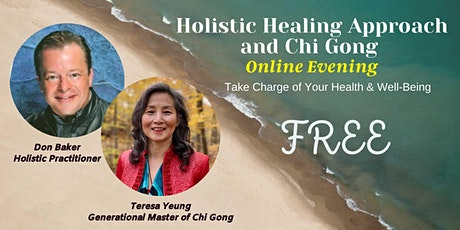 ReVibrancy Health Talk and Chi Gong tickets