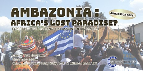 Ambazonia : Africa's lost paradise? tickets