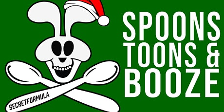Spoons Toons & Booze Christmas Special tickets