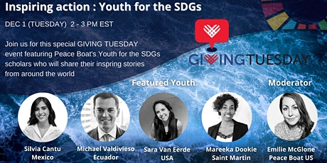 Inspiring Action : Youth for the SDGs! tickets