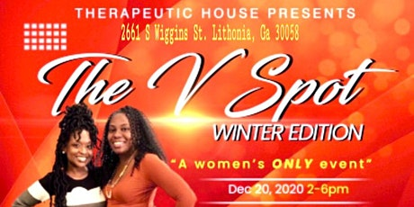 The V Spot: Winter Edition (women only) (vspot) tickets