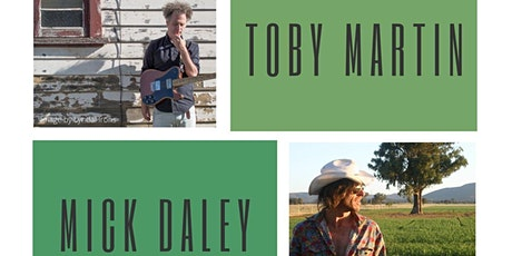 Songs and Stories with Toby Martin and Mick Daley tickets