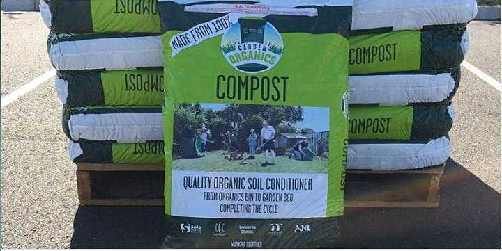 YOUR GARDEN ORGANICS COMPOST GIVE AWAY image