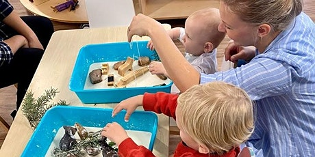 FREE Messy Play Session MT BARKER tickets