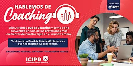 Hablemos de Coaching - Gratis entradas