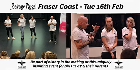 Savage Angel - Fraser Coast tickets