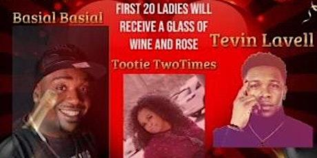 A Comedy Love Affair tickets