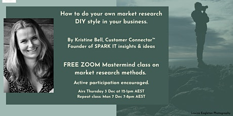 How to do your own market research DIY style in your business