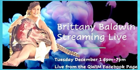 Live on QWiM: Brittany Baldwin tickets