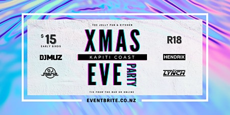 Xmas Eve Party (Kapiti Coast) tickets