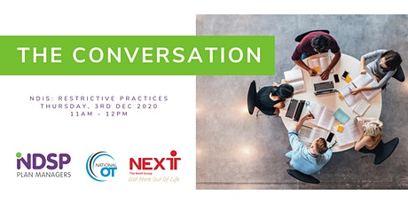 The Conversation SA - NDIS: Restrictive Practices tickets