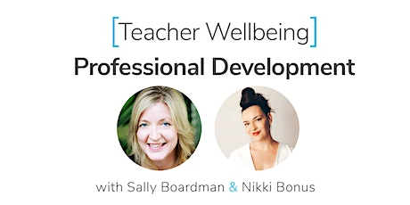 Webinar: Free 1 Hour Workshop for Teacher Wellbeing tickets
