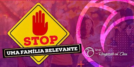 Seminário Stop - Uma família relevante (28/11) ingressos