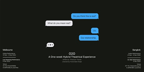 O2O — (Online to Offline) tickets