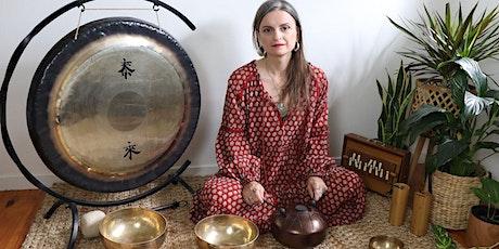 Virtual Sagittarius Total Solar Eclipse Sound Bath & Guided Meditation tickets