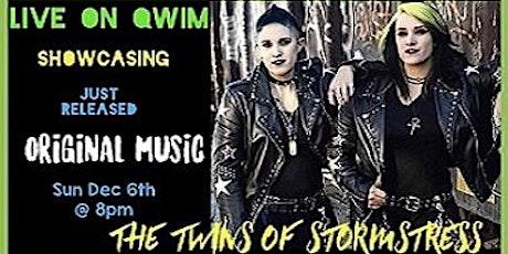 Live on QWiM: Stormstress tickets