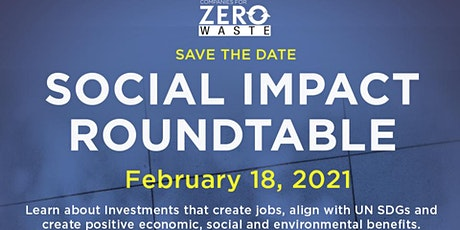 Social Impact Roundtable tickets