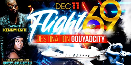 Flight 69  ( Destination Gouyad City ). tickets