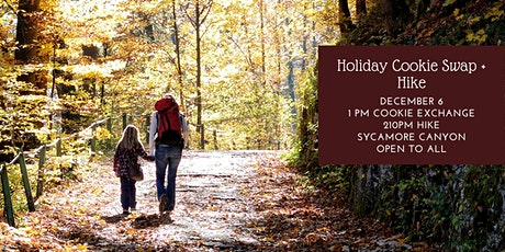 Holiday Cookie Swap + Hike tickets
