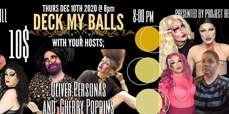Twisted Thursdays: Gay Nights - Deck My Balls tickets