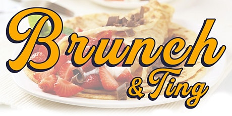 Brunch & Ting tickets